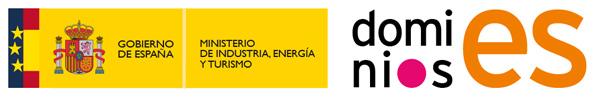 Logo dominios .es y digival