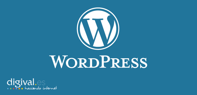 crear web blog wordpress