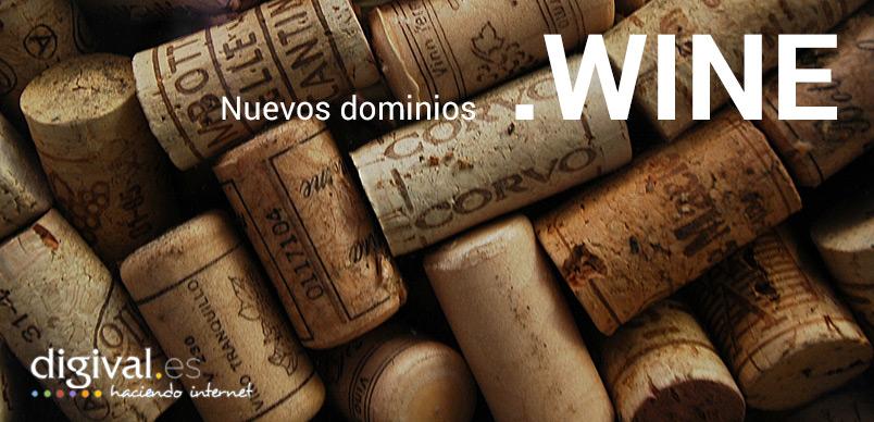 dominios .wine