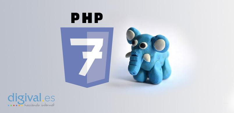 PHP 7 Novedades y velocidad