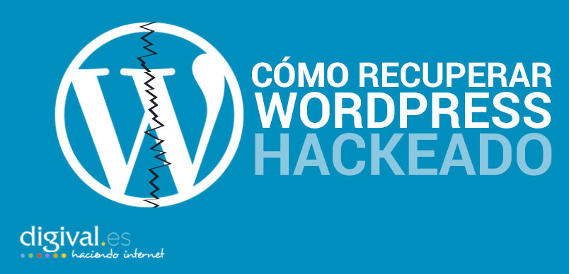 recuperar wordpress