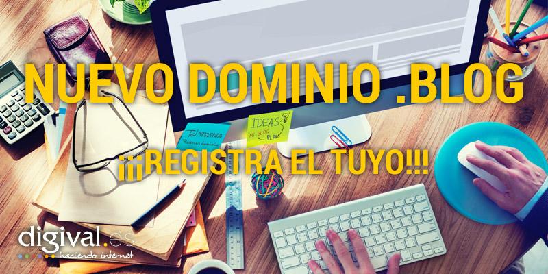 Dominio Blog