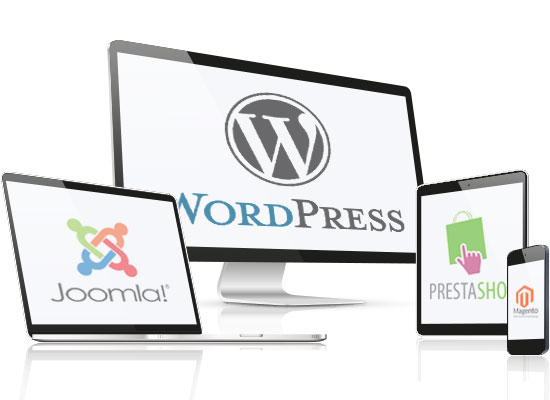 Diseño web WordPress y otros gestores de contenidos